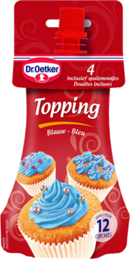 Topping Blauw
