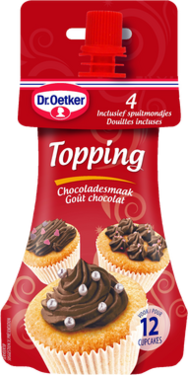Topping Chocolade