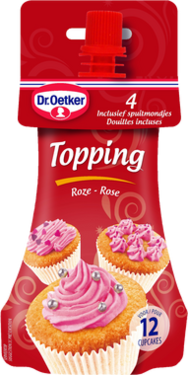Topping Roze