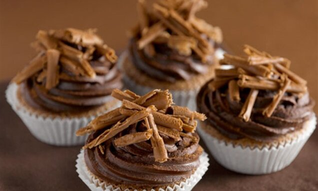 Cupcakes Chocoholic