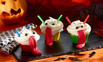 Petits monstres - cupcakes
