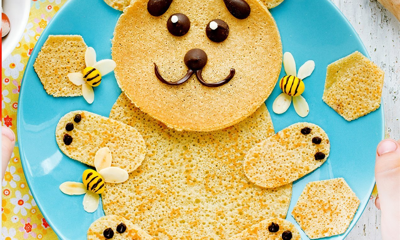crepes nounours